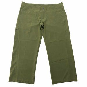 Patagonia All Out Capri Spanish Moss Green 8